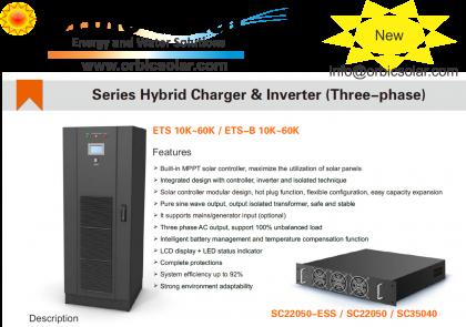 new release Hybrid Inverter Range